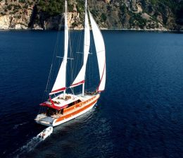 Gulet charter in Croatia